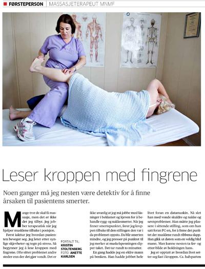 Artikkel A-magasinet